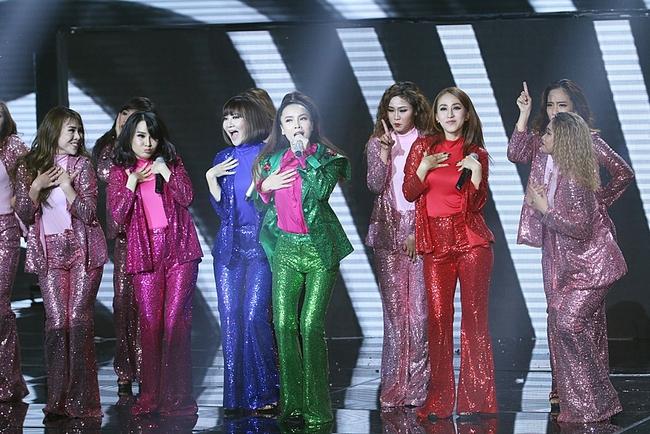 Thắng bình chọn vào phút cuối, Bảo Thy bật khóc khi loại Yến Trang khỏi The Remix - Ảnh 10.