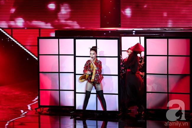 Bảo Thy mạo hiểm nhảy múa vẫn không cứu nổi đêm Chung kết The Remix nhạt nhòa - Ảnh 7.