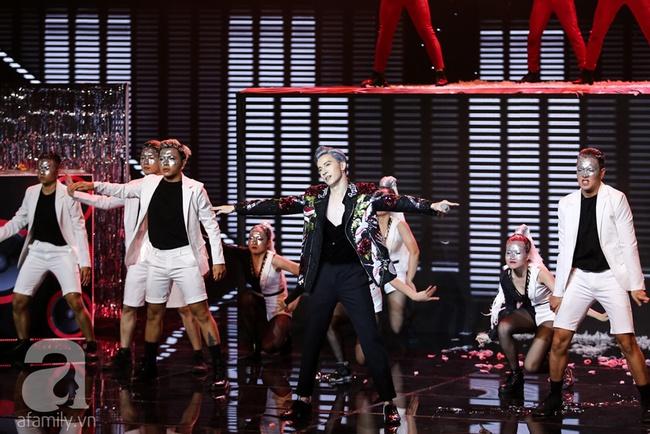 Bảo Thy mạo hiểm nhảy múa vẫn không cứu nổi đêm Chung kết The Remix nhạt nhòa - Ảnh 9.