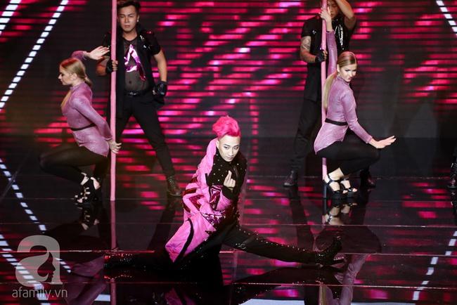 Hôn nhau trên sân khấu, Tronie - MiA loại bạn thân Tóc Tiên khỏi The Remix - Ảnh 20.