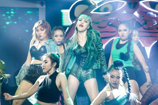 Hát sai chủ đề, bạn gái tin đồn của Sơn Tùng bị Bảo Thy loại khỏi The Remix - Ảnh 20.