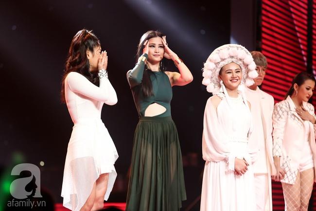 Đông Nhi một lần nữa cứu thiên thần Hàn Quốc Han Sara khiến khán giả khó chịu - Ảnh 21.