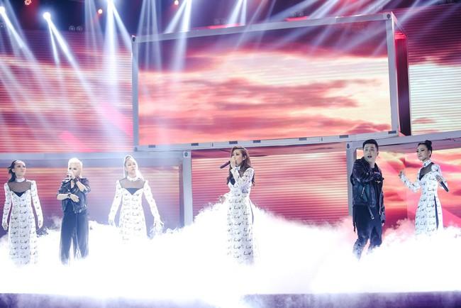 Nhảy múa tưng bừng, Đông Nhi vẫn không cứu được học trò bị loại khỏi The Remix - Ảnh 4.