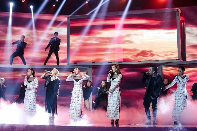 Nhảy múa tưng bừng, Đông Nhi vẫn không cứu được học trò bị loại khỏi The Remix - Ảnh 5.