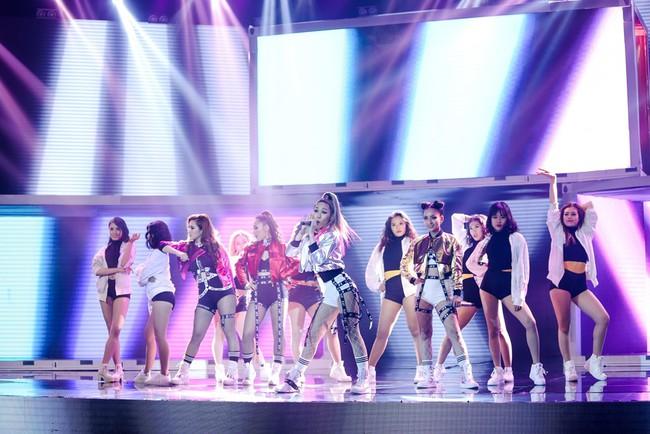 Nhảy múa tưng bừng, Đông Nhi vẫn không cứu được học trò bị loại khỏi The Remix - Ảnh 17.