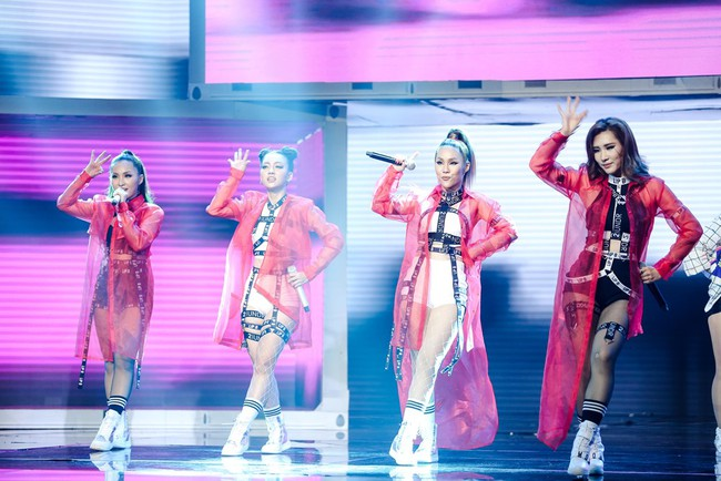 Nhảy múa tưng bừng, Đông Nhi vẫn không cứu được học trò bị loại khỏi The Remix - Ảnh 19.