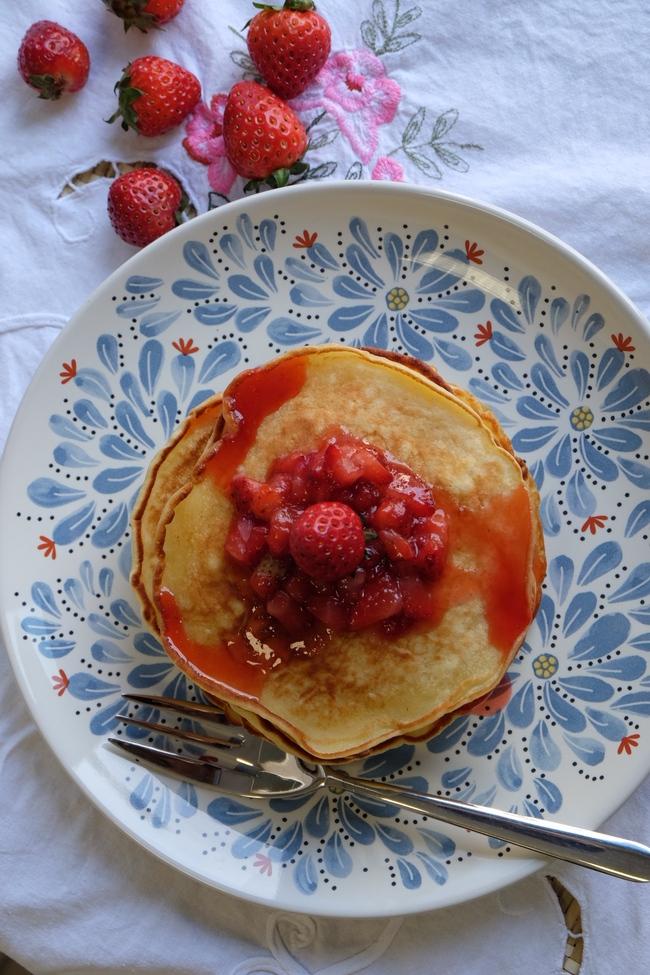 Làm pancake theo cách này nhất định bạn sẽ ghi điểm tuyệt đối! - Ảnh 8.