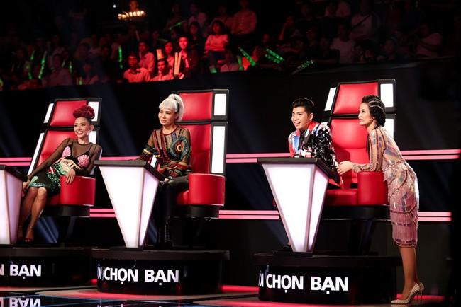 Tranh giành thí sinh The Voice, Thu Minh tung chiêu dằn mặt Đông Nhi, Noo Phước Thịnh - Ảnh 3.
