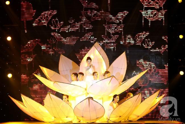 Hóa nàng sen ở The Remix, Hương Giang Idol vẫn bị loại thẳng thừng - Ảnh 5.