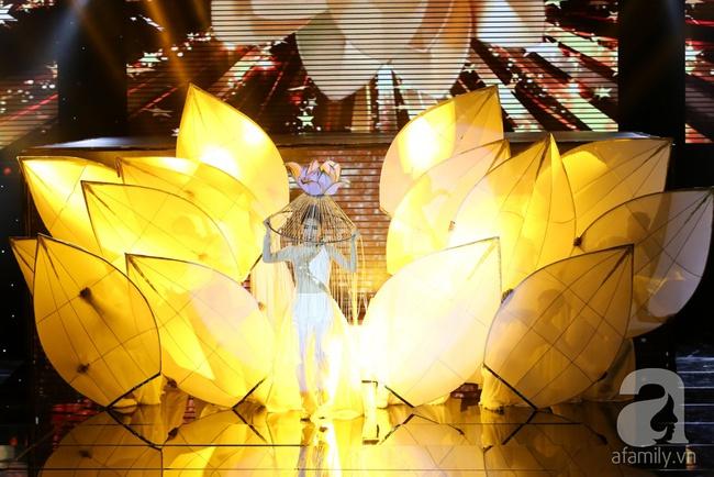 Hóa nàng sen ở The Remix, Hương Giang Idol vẫn bị loại thẳng thừng - Ảnh 6.