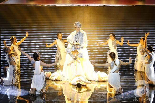 Hóa nàng sen ở The Remix, Hương Giang Idol vẫn bị loại thẳng thừng - Ảnh 14.