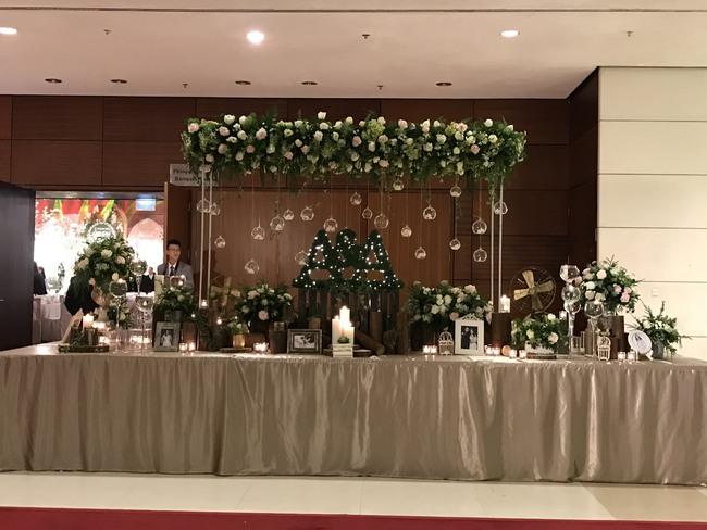 Những hình ảnh xa hoa trong tiệc cưới tiền tỉ của Á hậu Hoàng Anh - Ảnh 22.