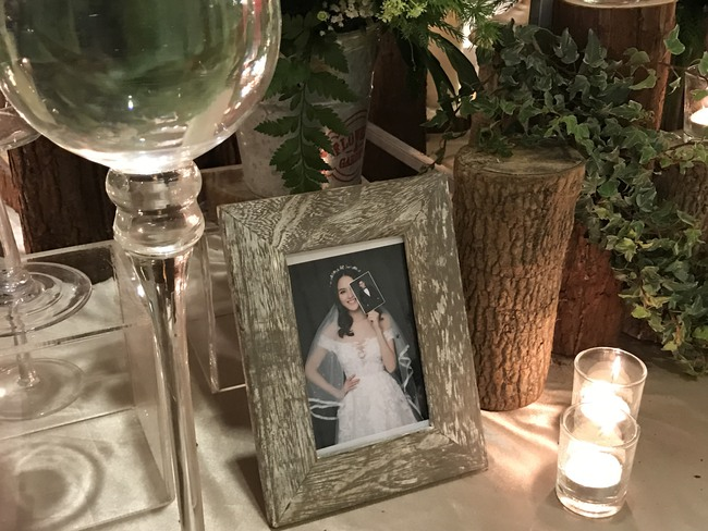 Những hình ảnh xa hoa trong tiệc cưới tiền tỉ của Á hậu Hoàng Anh - Ảnh 20.
