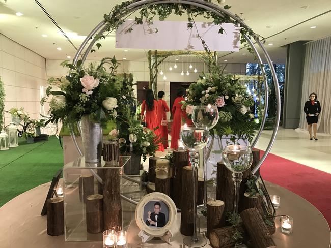 Những hình ảnh xa hoa trong tiệc cưới tiền tỉ của Á hậu Hoàng Anh - Ảnh 18.