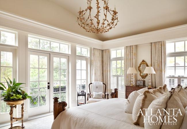 Ngôi nhà với phong cách cổ điển nhưng đầy sức quyến rũ ở mọi chi tiết dù là nhỏ nhất - Ảnh 7.