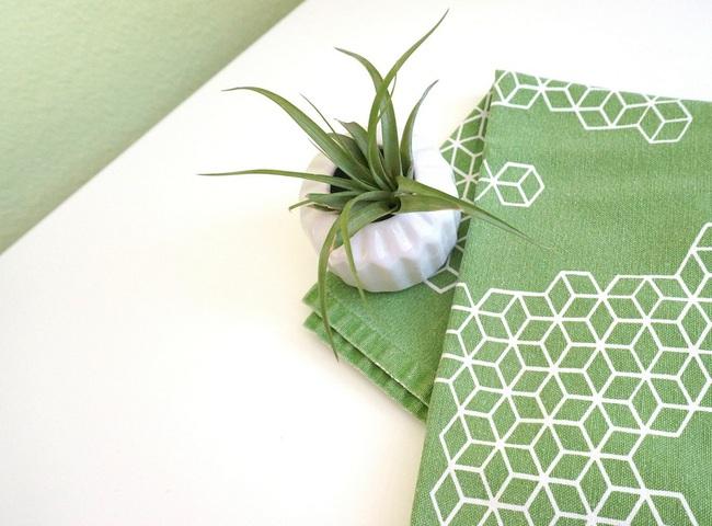 Cách sử dụng màu xanh lá mạ - hot trend của năm nay để trang trí nhà - Ảnh 3.