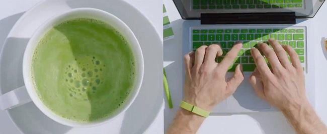 Cách sử dụng màu xanh lá mạ - hot trend của năm nay để trang trí nhà - Ảnh 4.