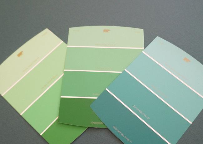 Cách sử dụng màu xanh lá mạ - hot trend của năm nay để trang trí nhà - Ảnh 11.