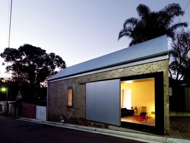 Cải tạo nhà kho cũ thành nhà cấp 4 với không gian sống đẹp hiện đại, gần gũi với tự nhiên - Ảnh 4.