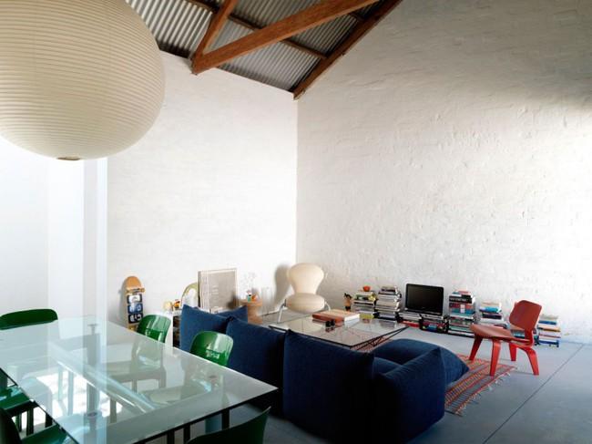 Cải tạo nhà kho cũ thành nhà cấp 4 với không gian sống đẹp hiện đại, gần gũi với tự nhiên - Ảnh 7.