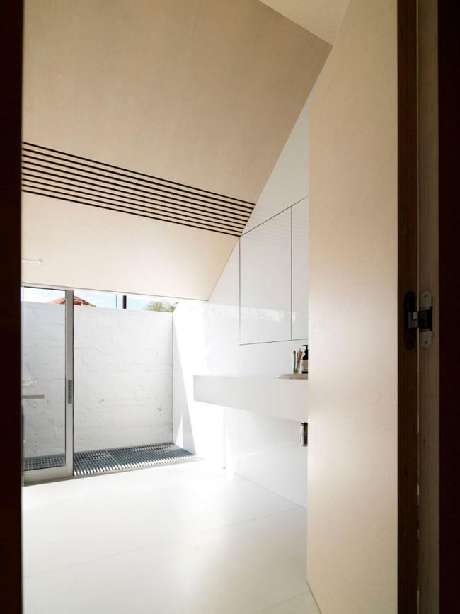 Cải tạo nhà kho cũ thành nhà cấp 4 với không gian sống đẹp hiện đại, gần gũi với tự nhiên - Ảnh 10.