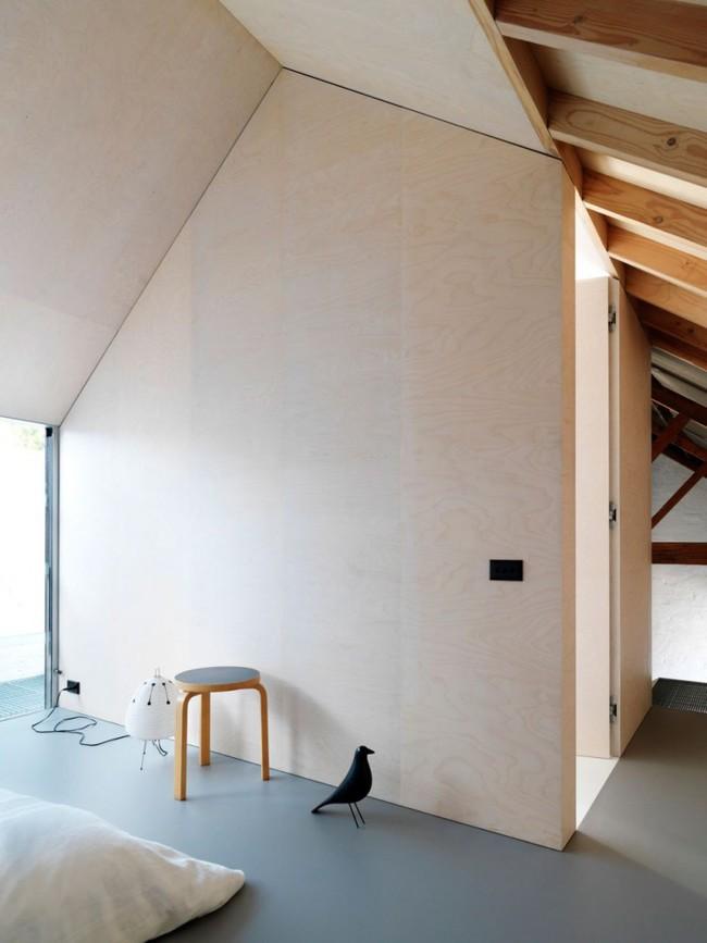 Cải tạo nhà kho cũ thành nhà cấp 4 với không gian sống đẹp hiện đại, gần gũi với tự nhiên - Ảnh 11.