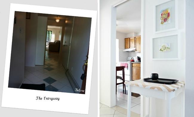 Cải tạo căn hộ cũ kỹ, tối tăm thành không gian đẹp quyến rũ dành cho vợ chồng mới cưới - Ảnh 6.