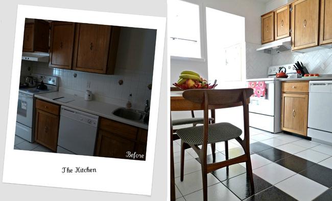 Cải tạo căn hộ cũ kỹ, tối tăm thành không gian đẹp quyến rũ dành cho vợ chồng mới cưới - Ảnh 7.
