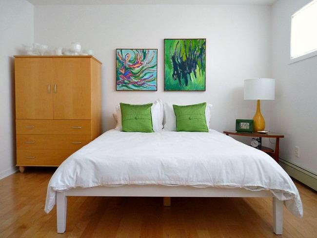 Cải tạo căn hộ cũ kỹ, tối tăm thành không gian đẹp quyến rũ dành cho vợ chồng mới cưới - Ảnh 10.