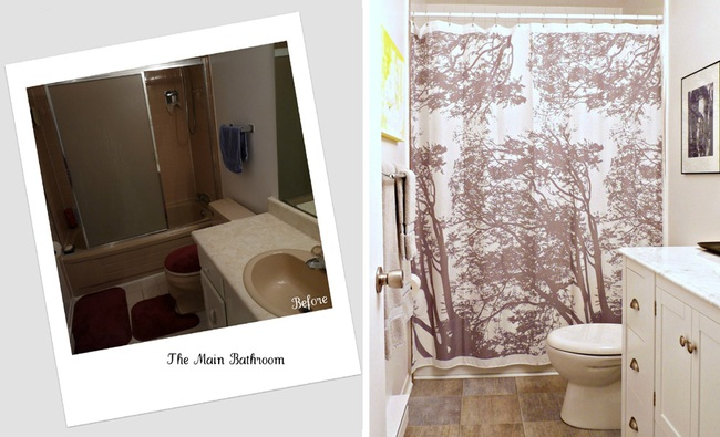 Cải tạo căn hộ cũ kỹ, tối tăm thành không gian đẹp quyến rũ dành cho vợ chồng mới cưới - Ảnh 11.