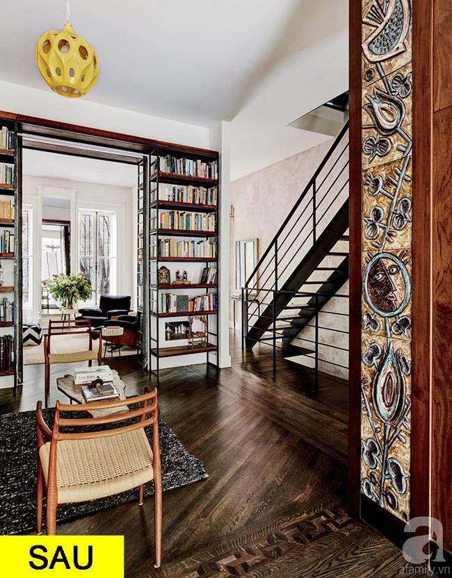 Gợi ý 9 mẫu thiết kế cải tạo cầu thang và hành lang để ngôi nhà thêm bắt mắt - Ảnh 4.