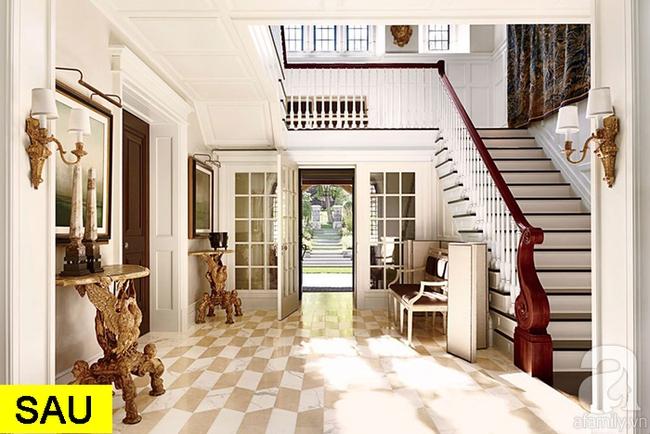 Gợi ý 9 mẫu thiết kế cải tạo cầu thang và hành lang để ngôi nhà thêm bắt mắt - Ảnh 8.