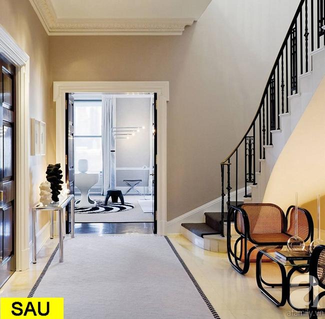 Gợi ý 9 mẫu thiết kế cải tạo cầu thang và hành lang để ngôi nhà thêm bắt mắt - Ảnh 12.