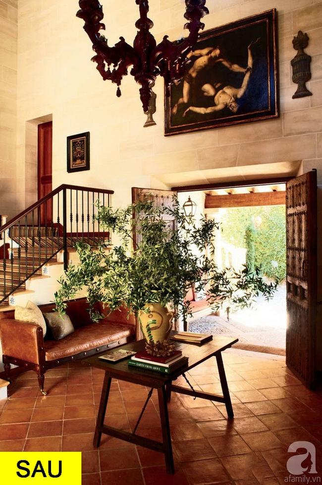 Gợi ý 9 mẫu thiết kế cải tạo cầu thang và hành lang để ngôi nhà thêm bắt mắt - Ảnh 18.