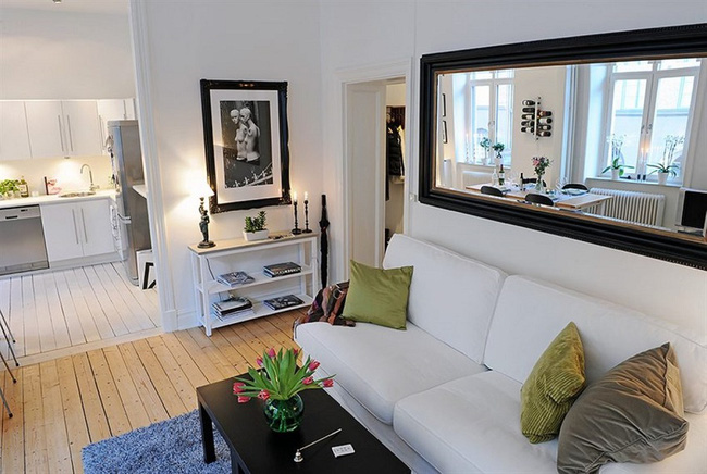 Học lỏm 8 bí kíp thiết kế nội thất thông minh từ các chuyên gia nổi tiếng - Ảnh 4.