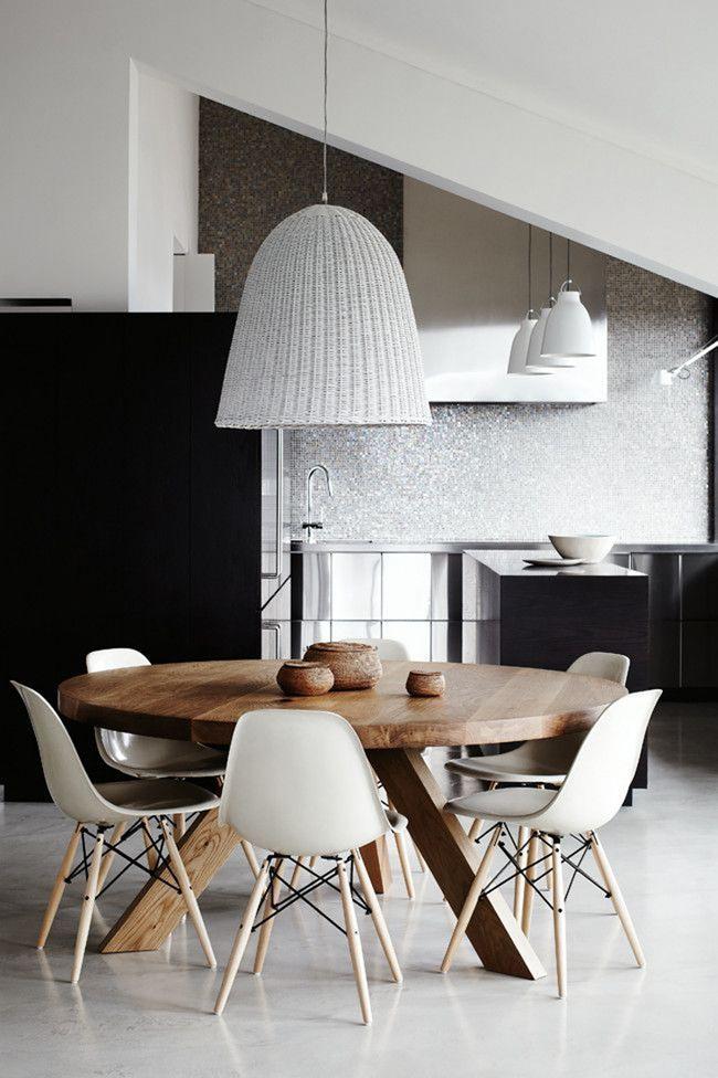 3 ý tưởng kết hợp đồ nội thất cho phòng ăn nhà bạn đẹp độc đáo - Ảnh 3.