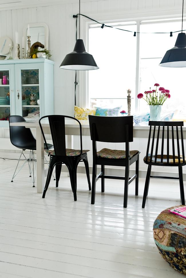 3 ý tưởng kết hợp đồ nội thất cho phòng ăn nhà bạn đẹp độc đáo - Ảnh 7.