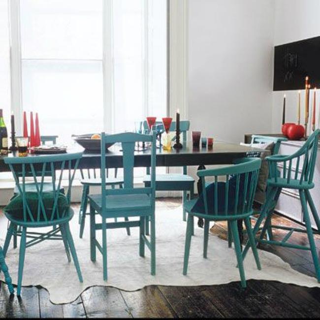 Ý tưởng kết hợp đồ nội thất cho phòng ăn nhà bạn - Ảnh 12.