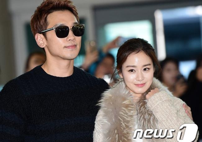 Phía sau cuộc sống hôn nhân của các cặp đôi sao hot nhất xứ Hàn - Ảnh 1.