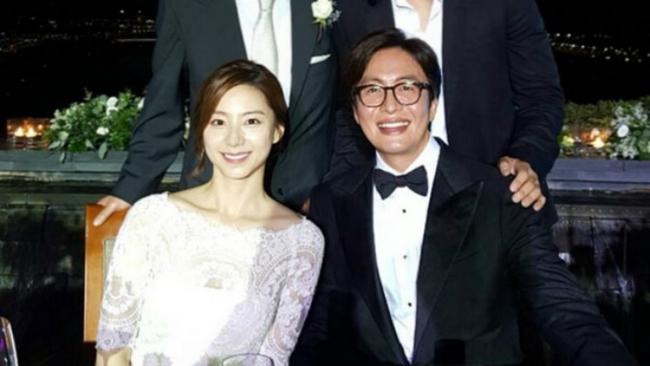 Phía sau cuộc sống hôn nhân của các cặp đôi sao hot nhất xứ Hàn - Ảnh 2.