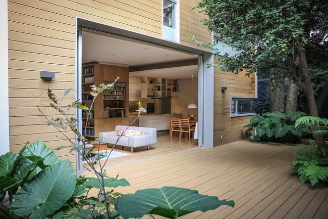 Giấc mơ về một ngôi nhà sinh thái, thân thiện với môi trường sẽ nằm trong tầm tay nhờ thiết kế nhà vô cùng hoàn hảo dưới đây - Ảnh 1.