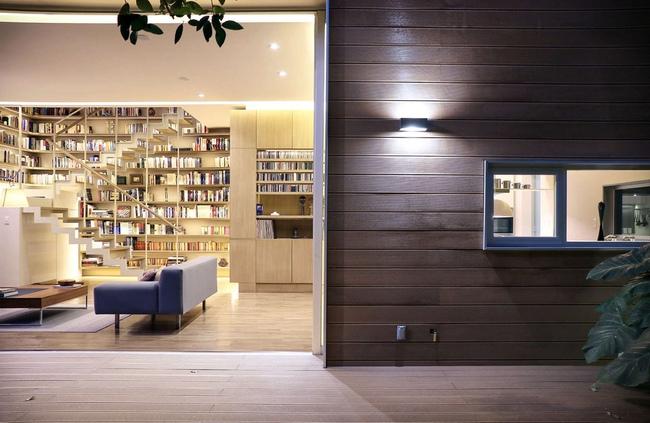 Giấc mơ về một ngôi nhà sinh thái, thân thiện với môi trường sẽ nằm trong tầm tay nhờ thiết kế nhà vô cùng hoàn hảo dưới đây - Ảnh 3.