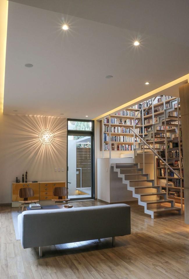 Giấc mơ về một ngôi nhà sinh thái, thân thiện với môi trường sẽ nằm trong tầm tay nhờ thiết kế nhà vô cùng hoàn hảo dưới đây - Ảnh 6.
