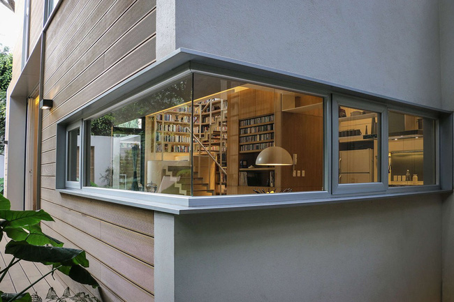 Giấc mơ về một ngôi nhà sinh thái, thân thiện với môi trường sẽ nằm trong tầm tay nhờ thiết kế nhà vô cùng hoàn hảo dưới đây - Ảnh 7.