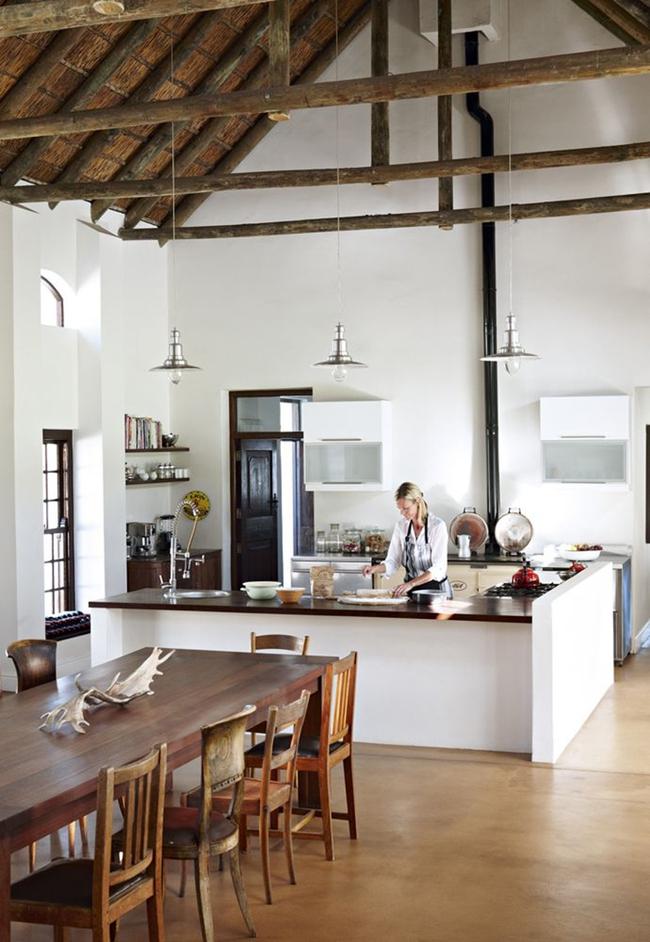 20 ý tưởng thiết kế phòng bếp kiểu mở nhìn là muốn học theo - Ảnh 8.