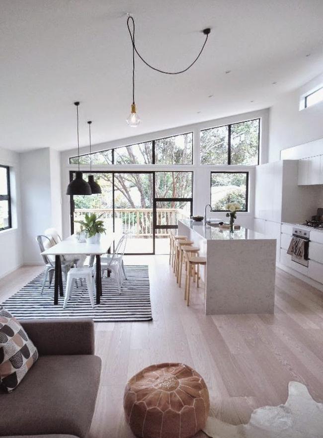 20 ý tưởng thiết kế phòng bếp kiểu mở nhìn là muốn học theo - Ảnh 9.