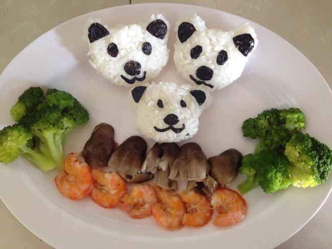 Học lỏm mẹ Việt cách trang trí món ăn dặm cho con đầy màu sắc - Ảnh 15.