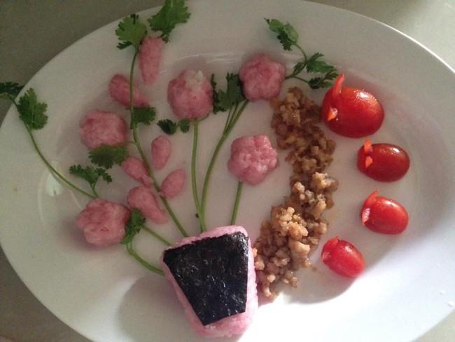 Học lỏm mẹ Việt cách trang trí món ăn dặm cho con đầy màu sắc - Ảnh 19.