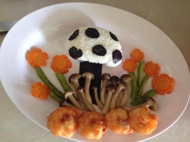 Học lỏm mẹ Việt cách trang trí món ăn dặm cho con đầy màu sắc - Ảnh 35.