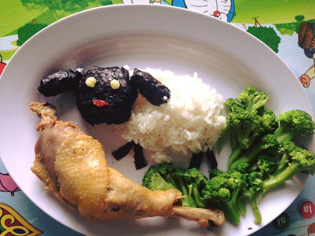 Học lỏm mẹ Việt cách trang trí món ăn dặm cho con đầy màu sắc - Ảnh 40.